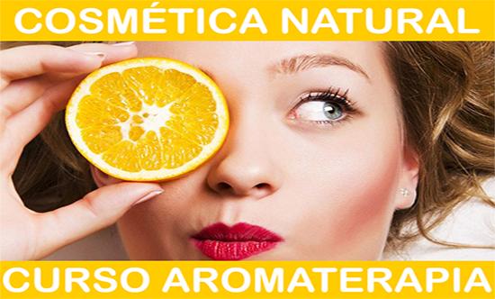 Curso Aromaterapia y Cosmética Natural