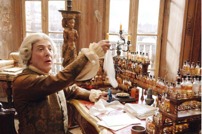 Perfumista Siglo XVII