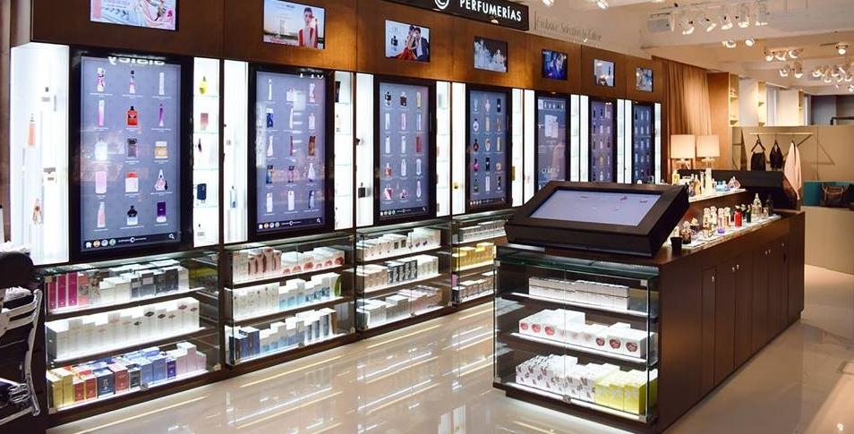Las 100 mejores perfumerias de España